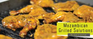 The Flavour Lab - Mozambican Grilled Solutions Banner