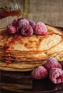 The Flavour Lab - Pancakes