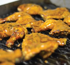 The Flavour Lab - Flame Grilling Chicken