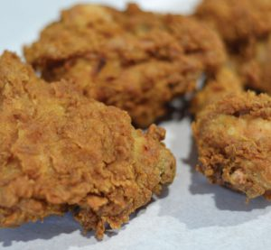 The Flavour Lab - Fried Chicken