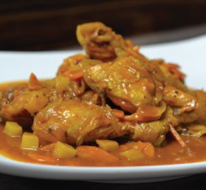 The Flavour Lab - Taxi Chicken Stew