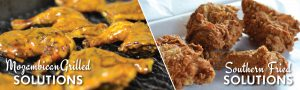 The Flavour Lab - Mozambican Grilled & Fried Chicken Solutions