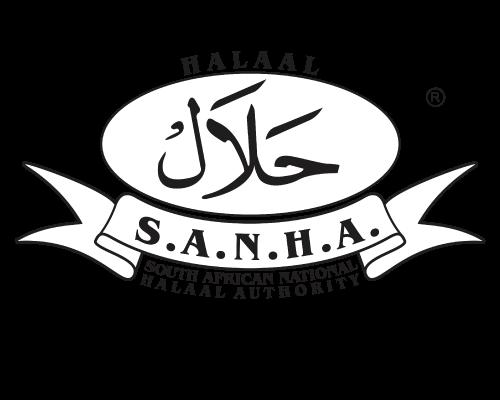 SANHA Halaal Logo