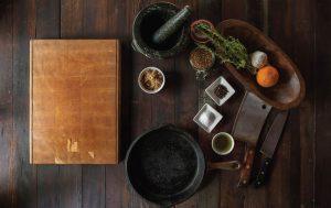 The Flavour Lab - Spice Board