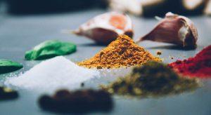 The Flavour Lab - Spices Pile