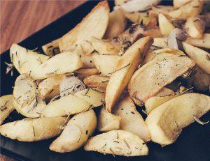 The Flavour Lab - Potato Wedges