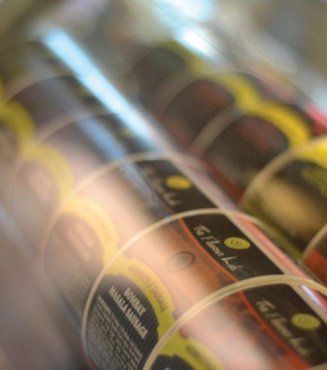 The Flavour Lab - Butchery Labels