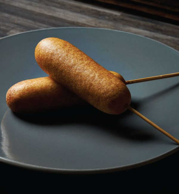 The Flavour Lab - Corn Dog Dessert