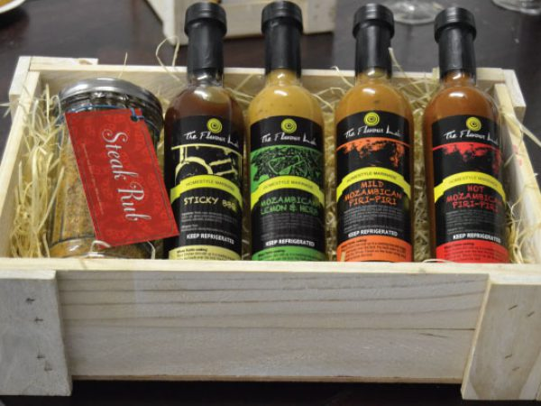 The Flavour Lab - Sauces